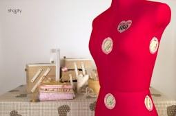 maniqui de costura singer df150